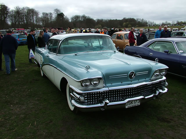 1958 Buick Series 700