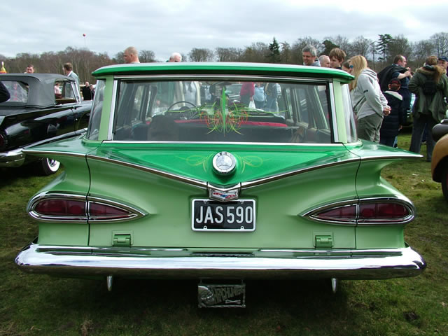 1959 Chevy Impala Station Wagon
